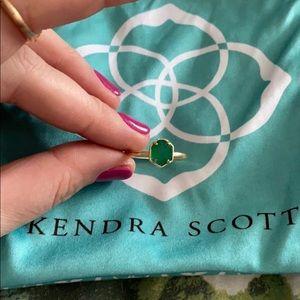 Kendra Scott Calvin ring size 8